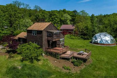 Single Family Home Fully Executed Contract: 271 Swartekill Road