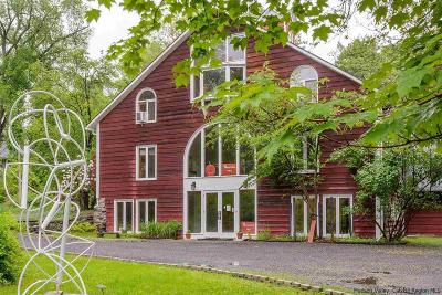 Woodstock NY Single Family Home For Sale: $1,190,000
