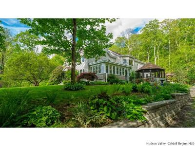 Ulster County Single Family Home For Sale: 176 Van Vlierden Road