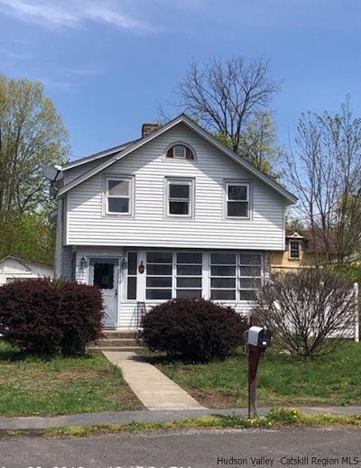 Single Family Home For Sale: 17 Buena Vista Avenue