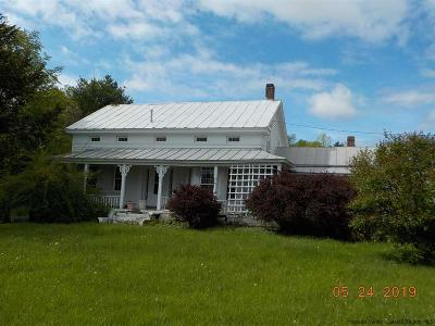 Greenville Single Family Home For Sale: 560 County Route 405