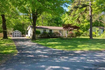 Tillson NY Single Family Home Pending Continue To Show: $259,000