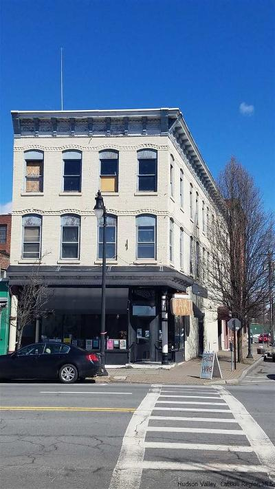 Ulster County Commercial For Sale: 608 Broadway