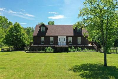 Gardiner Single Family Home Accepted Offer Cts: 243 Burnt Meadow Rd