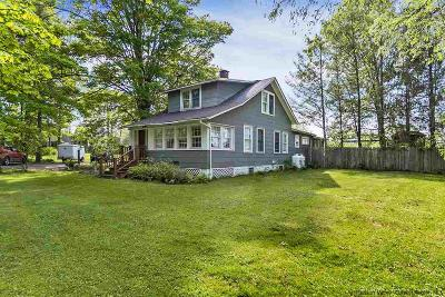 Stone Ridge Single Family Home For Sale: 3328 Route 209