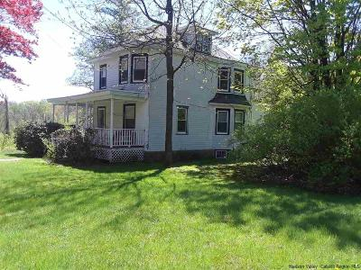 Shokan Single Family Home Accepted Offer Cts: 3263 Route 28
