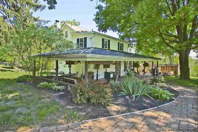 Single Family Home For Sale: 5 Lake