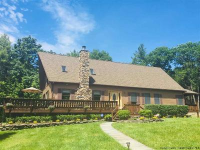Woodstock Single Family Home For Sale: 1820 Glasco Turnpike