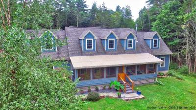 Hurley Single Family Home Fully Executed Contract: 123 Country Lane