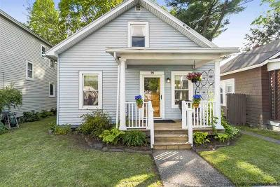 Ulster County Single Family Home Fully Executed Contract: 21 Brown Avenue