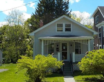 Catskill Single Family Home For Sale: 140 Grandview Ave