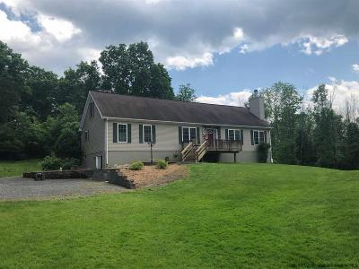 Saugerties NY Single Family Home For Sale: $329,900