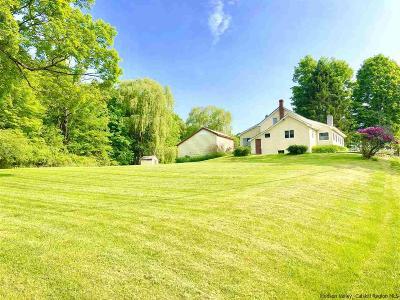 Olivebridge Single Family Home For Sale: 441 Upper Sahler Mill Road