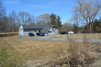 Single Family Home For Sale: 223 State Route 32 North Route