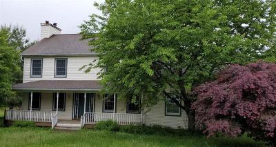 Pine Bush Single Family Home Fully Executed Contract: 5664 Searsville Road