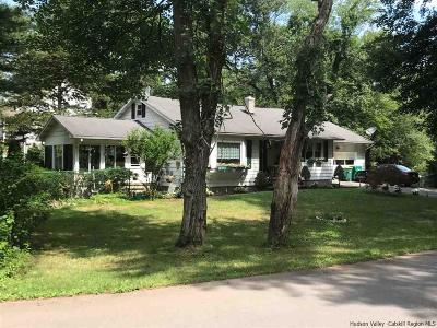 Hurley Single Family Home Fully Executed Contract: 3 Wayside Drive