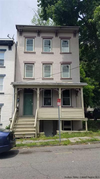 Multi Family Home For Sale: 63 W Union Street