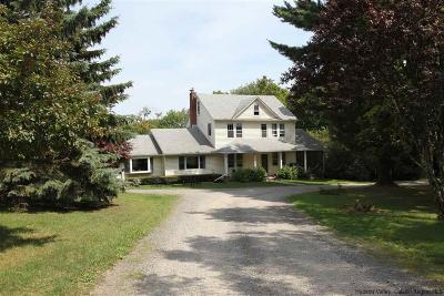 Single Family Home For Sale: 2299 Ulster Heights Road