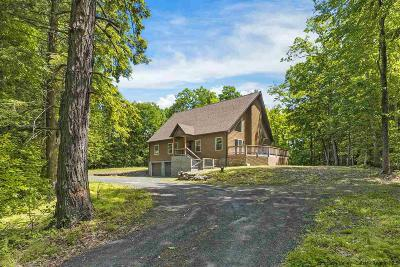 Ulster County Single Family Home For Sale: 137 Russell Lane