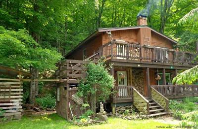 Greene County Single Family Home Fully Executed Contract: 336 Diamond Notch Road