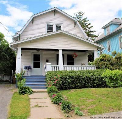 Kingston Single Family Home Fully Executed Contract: 19 Delta Pl