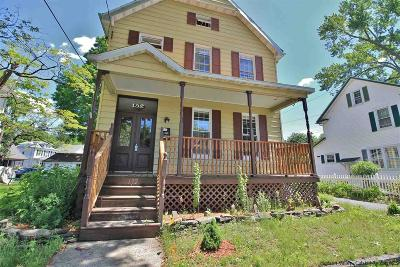 Kingston Single Family Home For Sale: 132 Foxhall Avenue