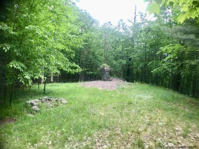 Woodstock NY Residential Lots & Land Pending Continue To Show: $99,000