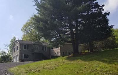 Esopus Single Family Home For Sale: 625 Old Post Road