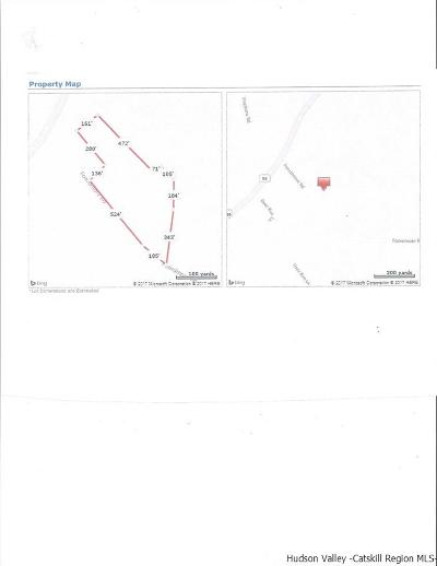 Ulster County Residential Lots & Land For Sale: 1 Fordmoore Road