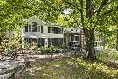 Orange County, Sullivan County, Ulster County Single Family Home For Sale: 184 Cole Bank Road