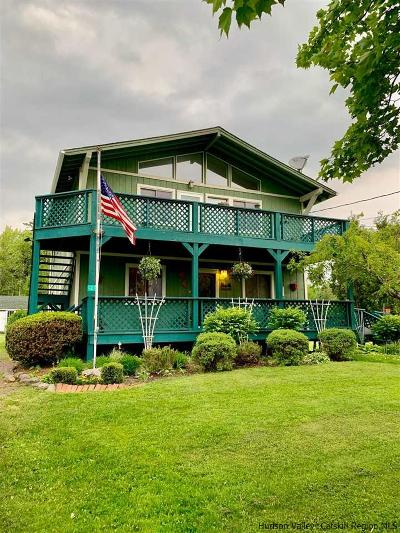 Greene County Multi Family Home For Sale: 5472 Route 23a