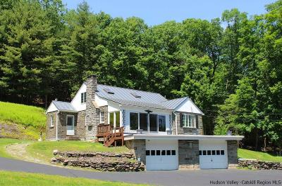 Stone Ridge Single Family Home For Sale: 30-34 Spongia Road