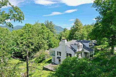 Woodstock Single Family Home Pcs W/Major Contingency: 201 Ohayo Mountain Road