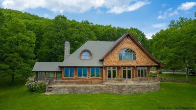 Orange County, Sullivan County, Ulster County Single Family Home For Sale: 9 Torrens Hook Road