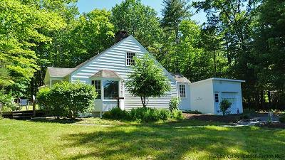 Woodstock NY Single Family Home Pending Continue To Show: $389,000