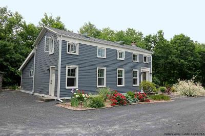 Saugerties Single Family Home Fully Executed Contract: 1635 Rt 212