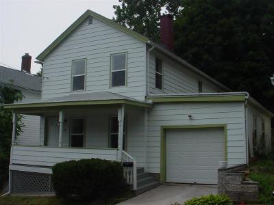 Ulster County Single Family Home For Sale: 49 Tompkins Street