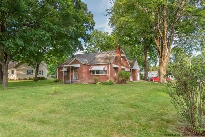 Kingston Single Family Home Fully Executed Contract: 1102 Oakwood Drive