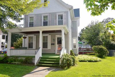 Kingston Single Family Home Fully Executed Contract: 157 Smith Avenue