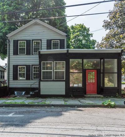 Ulster County Single Family Home For Sale: 38 McEntee Street