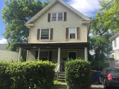 Multi Family Home For Sale: 337 Hasbrouck Ave