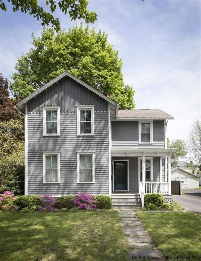 Dutchess County, Orange County, Sullivan County, Ulster County Single Family Home For Sale: 19 Elm Street
