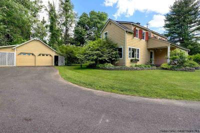 Orange County, Sullivan County, Ulster County Single Family Home For Sale: 22 Mill Dam Road
