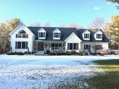 Saugerties Single Family Home For Sale: 27 Turkey Point Drive