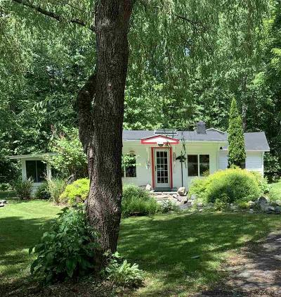 Mt. Tremper, Mount Tremper Single Family Home Fully Executed Contract: 5318 Route 212