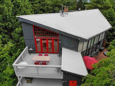 West Shokan Single Family Home For Sale: 240 Brodhead Road