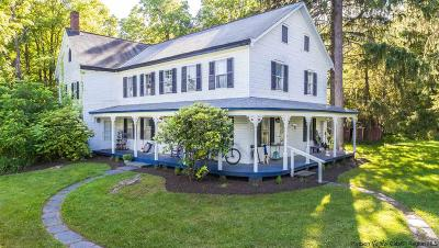High Falls Multi Family Home For Sale: 604 County Route 6