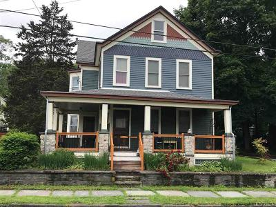 Kingston Single Family Home Fully Executed Contract: 25 Second Avenue