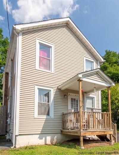 Kingston Single Family Home For Sale: 57 Hunter Street