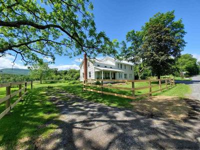 Greene County Single Family Home Pcs W/Major Contingency: 1043 Stone Bridge Road